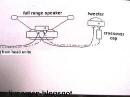 tweeter speaker wiring wiring diagram for you • car tweeter speaker wiring diagram car engine image piezo tweeter wiring tweeter speaker wiring