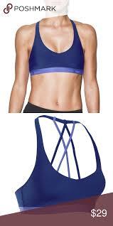 Under Armour Women Low Strappy Sports Bra Size Xs Under