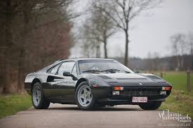 The 328 was the successor to the ferrari 308. Window Shopper Ferrari 308 And 328 Articles Classic Motorsports