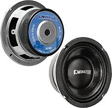 speakers car. eminence eminator eminator 1506 6.5-inch car audio speakers