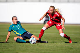 24 in 2006, australia moved from the oceania football confederation to the asian football confederation , and the country was given hosting rights to the afc women's asian cup that same year. Tokyo Olympics 2021 Matildas Fall To Denmark In Third Straight Loss Before Olympics