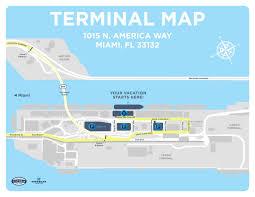 Car Rental Miami Cruise Port