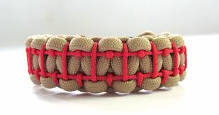paracord guildlike the simple laced bracelet