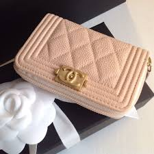 chanel zip card case. authentic chanel nude beige caviar coin purse zip wallet card holder new 2017 chanel zip card case r