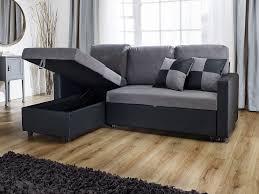 sofa bed new corner sofa 3 seater faux