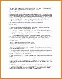 Resume Qualifications Example Luxury Easy Resume Examples