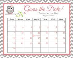 Baby Shower Calendar Template Image Cabinets And Shower Mandra