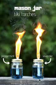 diy tiki torches