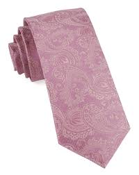 dusty rose twill paisley tie dusty rose pink95
