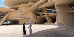 Project – Nationaal museum Qatar