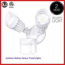 parmida led security light white 20w 150w replacement outdoor motion sensor
