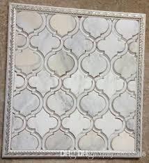 Tile Decor Store Glass Mosaic Tiles Marble Mosaic Home Decor Bathroom Wall Cladding 87