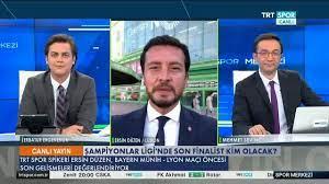 TRT Spor - Ersin Düzen |