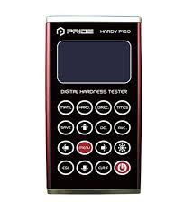 Portable Digital Rebound Leeb Hardness Tester Hardy P150 Hl
