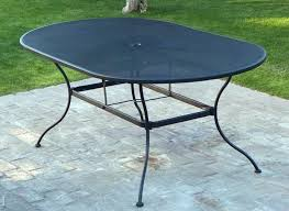 metal patio table dazzling ideas expanded metal patio furniture outdoor goods sets for repair used metal metal patio table