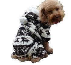 dog hoo winter jacket