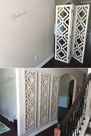 decorating a large blank wall best 25 entryway wall decor ideas on hallway wall
