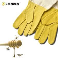 <b>Benefitbee</b> Bee Gloves Sheepskin Anti bee Apicultura Beekeeping ...