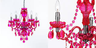 af lighting fuchsia mini chandelier crystal chandelier large modern table lamp glass round home accessories