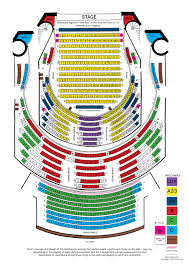 Theatre Royal Newcastle Seating Chart Seating Plan Theatre Royal Bath