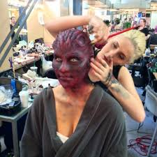 special effects makeup artist vancouver photo of john casablancas insute vancouver bc canada jci makeup student
