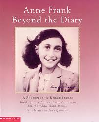 anne frank beyond the diary by rian verhoeven scholastic anne frank beyond the diary