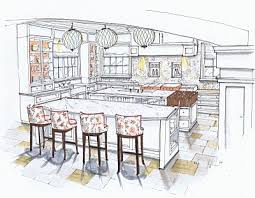 architecture design drawing. Contemporary Architecture A Spa And Juice Bar Area On The West Coast Of Vancouver Island Called For A  Hand Rendered Earthy Look With Architecture Design Drawing