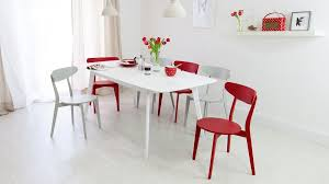colourful kitchen chairs bright painted wood only 45 uk