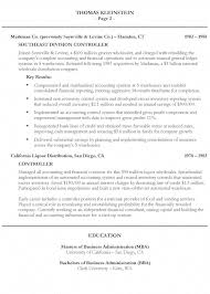 chief executive officer resume sample ceo sample resume chief baker resume