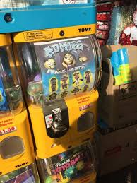 Quarter Vending Machines Interesting If You Remember The Homies Toys Their Story Is Even Better