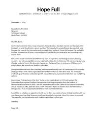 education consultant cover letter cover letter