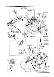 1990 mazda miata wiring diagrams database diagram symbols