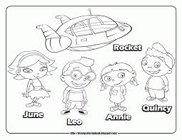 printable disney jr coloring pages with june on them coloring home