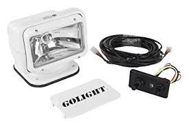 amazon com golight radioray gl 2020 remote control spotlight golight radioray gl 2020 remote control spotlight permanent mount