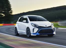 2013 Toyota Yaris Hybrid-R Concept Review - Top Speed