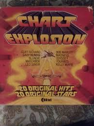 Vinyl Record Condition Chart Chart Explosion 20 Original Hits 20 Original Stars Vinyl Record Album