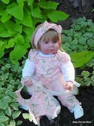 """OOAK BERENGUER Sweet New 20"""" 'Baby Beth' RE-IMAGINED BABY DOLL ..."""