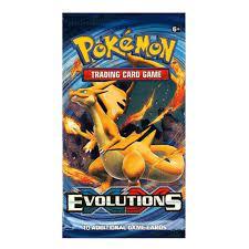 Pokemon XY Entwicklungen Verpackt Booster Pack (1 Packung)