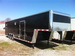 continental cargo trailers value hauler wedge 8 5 x 20 continental cargo trailers 36 ft gooseneck enclosed cargo trailer triple axle model amg8536tta3