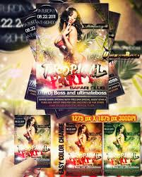 Create Free Party Flyers Online 160 Free And Premium Psd Flyer Design Templates Print Ready