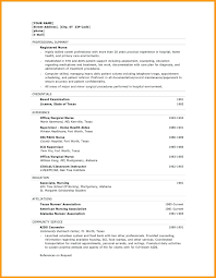 Nursing Student Resume Template Vibes Sample Guide For New Rn Grads
