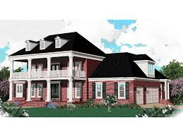 Melrose Southern Plantation Home Plan S    House Plans and MoreSouthern Plantation Inspired Luxury Two Story House