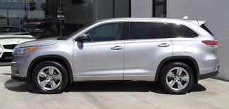 2015 Toyota Highlander Limited Stock # 5829B for sale near Redondo ...