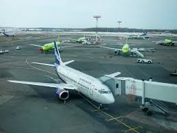 Из Москвы в Самару s airlines a aviablogger бизнес s7 airlines