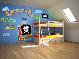 pirate ship wall stickers l and