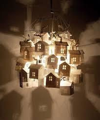 lighting for house. la petite maison de papier light housepaper lighting for house o