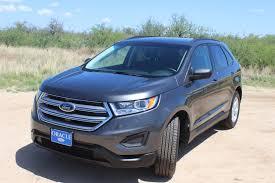 used 2017 ford edge se suv near tucson az
