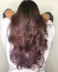 60 Sweet Mauve Hair Color Ideas