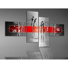 on wall art lovers with wall art lovers dance picture oil painting