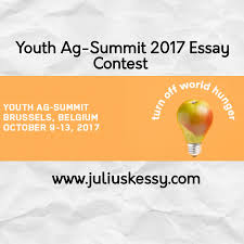 youth ag summit essay contest if you are between 18 and 25 years old submit an essay outlining understanding possible solutions for the agricultural social and environmental challenges